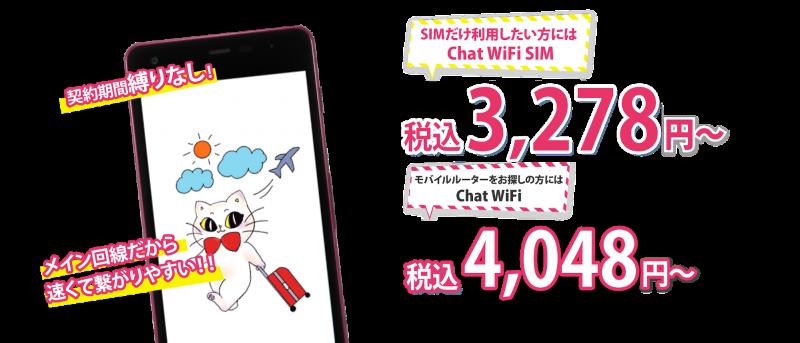 Chat Wi-Fi