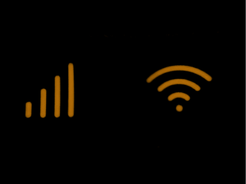 check not connect wifi