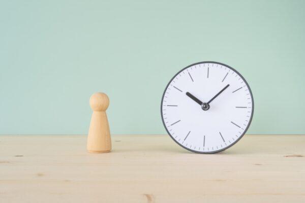 速度が制限される時間帯