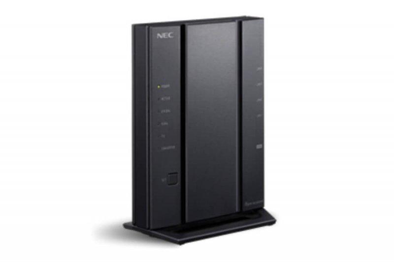 NEC 「Aterm WG2600HP4 PA-WG2600HP4」