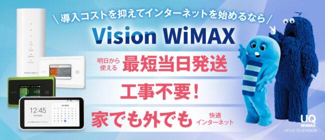 Vision WiMAX